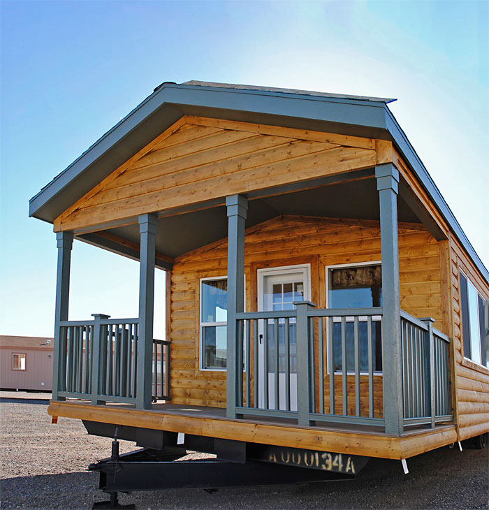 16x40 mobile home plans house design plans for Rv cottage plans