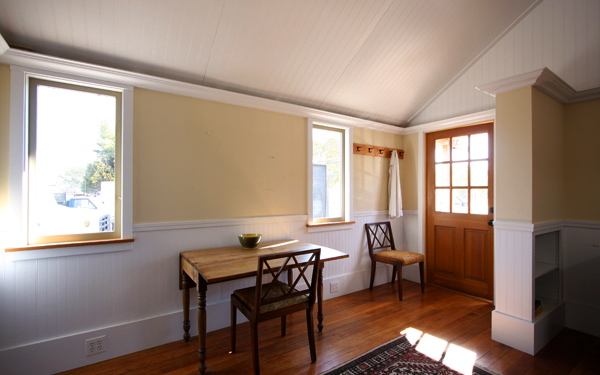Pierce Point Cottage Dining- Frontpage Slideshow
