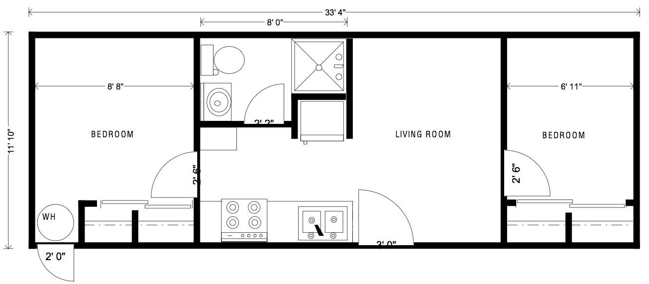 Fabulous Prefab Tiny Homes Pinterest The Ojays House Floor Plans Largest Home Design Picture Inspirations Pitcheantrous